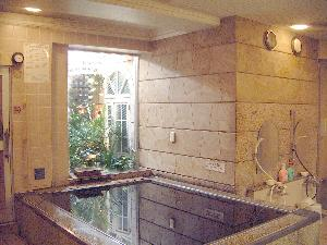 hot spring KUROYU
